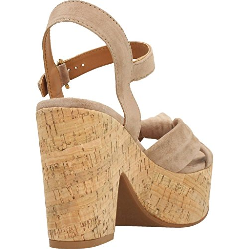 Beige for Sandals Model Sandals Colour ALPE Women Slippers Slippers 12 3763 Beige and Beige and Brand for Women tUxAqY