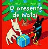 capa de O Presente de Natal - Coleção As Catástrofes de Gaspar e Lisa