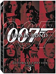 James Bond Ultimate Edition - Vol. 3 (GoldenEye / Live and Let Die / For Your Eyes Only / From Russia With Lov