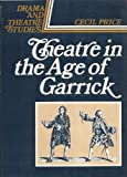 Theatre in the Age of Garrick, Price, 063114790X