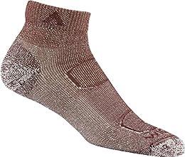 Merino Comfort Ascent Lite Quarter F2433 Sock