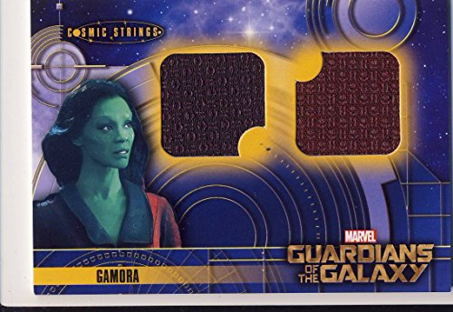 2014 Guardians of the Galaxy Trading Card Set Wardrobe Cosmic Strings CS-3