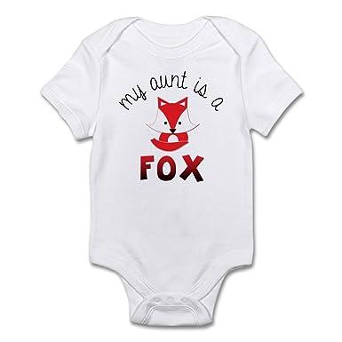Amazon.com: CafePress – Mi tía body de es un cuerpo de FOX ...