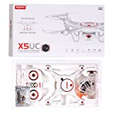 Syma-X5UC-RC-Quadcopter-Drone-24G-4-Channel-6-Axis-Gyro-With-2MP-HD-Camera-Barometer-Set-Height