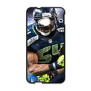 Zero Seattle Seahawks NFL Football Sport Black Phone Case for HTC One M7