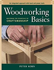Woodworking Basics presents an approach to learning woodworking that has proven successful for hundreds of people who have taken the author's introductory course over the past 20 years. Peter Korn's method helps new woodworkers learn the righ...