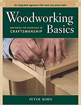 Woodworking Basics Book