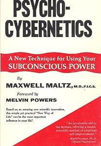 Paperback Psycho Cybernetics Book