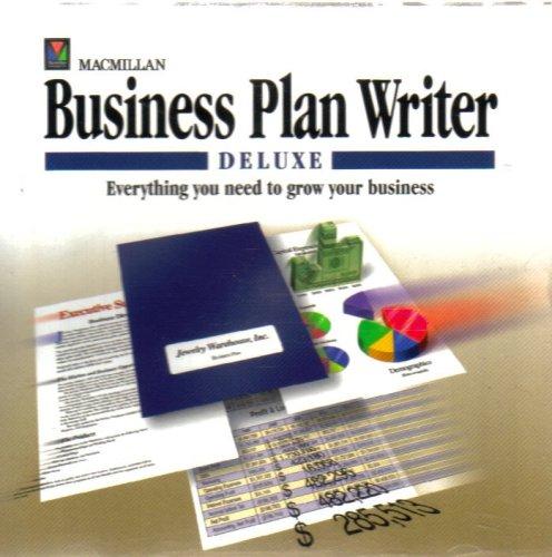 Business Plan Writer Deluxe [Windows 95/98/NT] (Business Plan Writer)