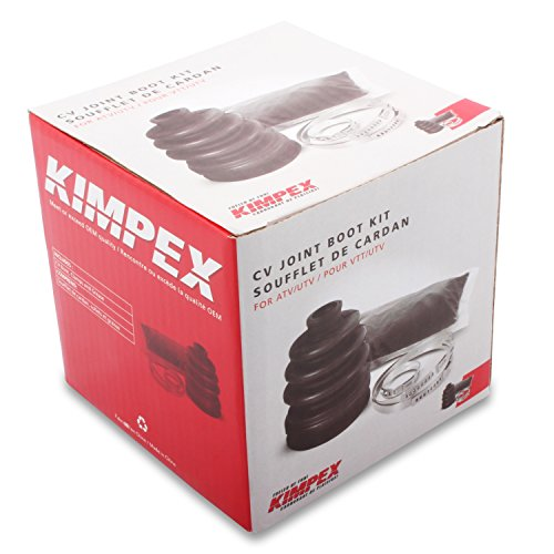KIMPEX CV Boot Kit OEM# 49006-0063