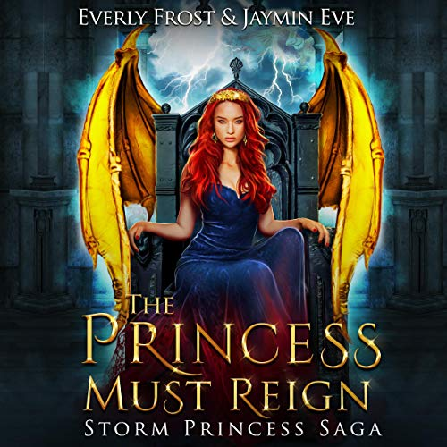 Pdf Science Fiction Storm Princess 3: The Princess Must Reign