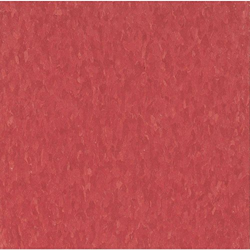 Imperial Texture VCT 12 in. x 12 in. Maraschino Standard Excelon Commercial Vinyl Tile (45 sq. ft. / ()