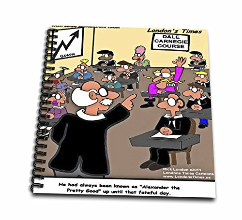 londons-times-offbeat-cartoons-society-current-events-dale-carnegie-life-coach-class-gifts-drawing-b