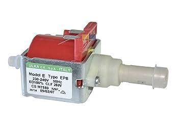 Bomba Eléctrica, Bomba de agua, bomba ULKA ep8, 230 V, 2,