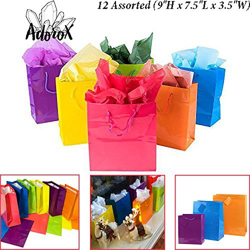 Adorox 12 Assorted (9