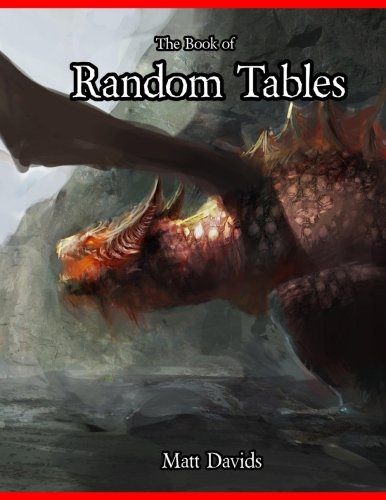 Pdf Science Fiction The Book of Random Tables: Fantasy Role-Playing Game Aids for Game Masters (Fantasy RPG Random Tables)