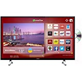 Hitachi 43 Inch Smart Full HD TV / DVD Combi