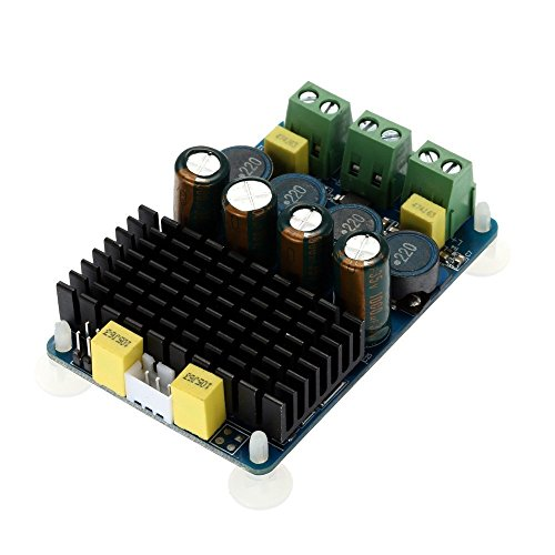 WINGONEER TDA7498 2x100W Audio Amplifier Board Power Amplifier Board Digital Stereo Amplifier Dual Channel Digital Audio Stereo Power Amplifier Board DC 8-32V