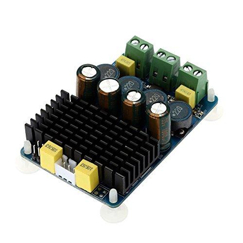 WINGONEER TDA7498 2x100W Audio Amplifier Board Power Amplifier Board Digital Stereo Amplifier Dual Channel Digital Audio Stereo Power Amplifier Board DC 8-32V