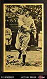 1937 Goudey Wide Pen Tom Bridges Detroit Tigers (Baseball Card) Dean's Cards 4 - VG/EX Tigers