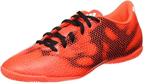 """Adidas """"F5en–Zapatillas de Fútbol Sala Modelo 2015 solar red/white/core black"""