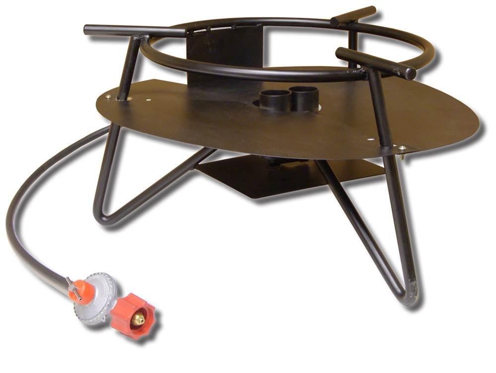 King Kooker  C180PKHD  Double Propane Outdoor Jet Cooker
