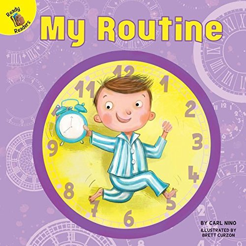 My Routine (All About Me) (English Edition)