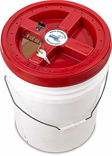 Locking Containment 5 Gallon Buckets Included product image