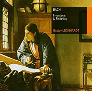 Bach: French Suites, Inventions, Sinfonias, Italia ...