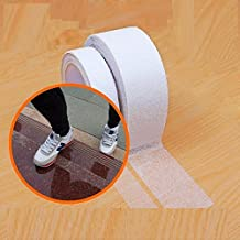 """Welcome to Joyful Home Non Slip Tape Self Adhesive Waterproof Anti-Slip Tape Matte surface Stair Safety Tape Shower Treads (1""""x16 feet, clear)"""