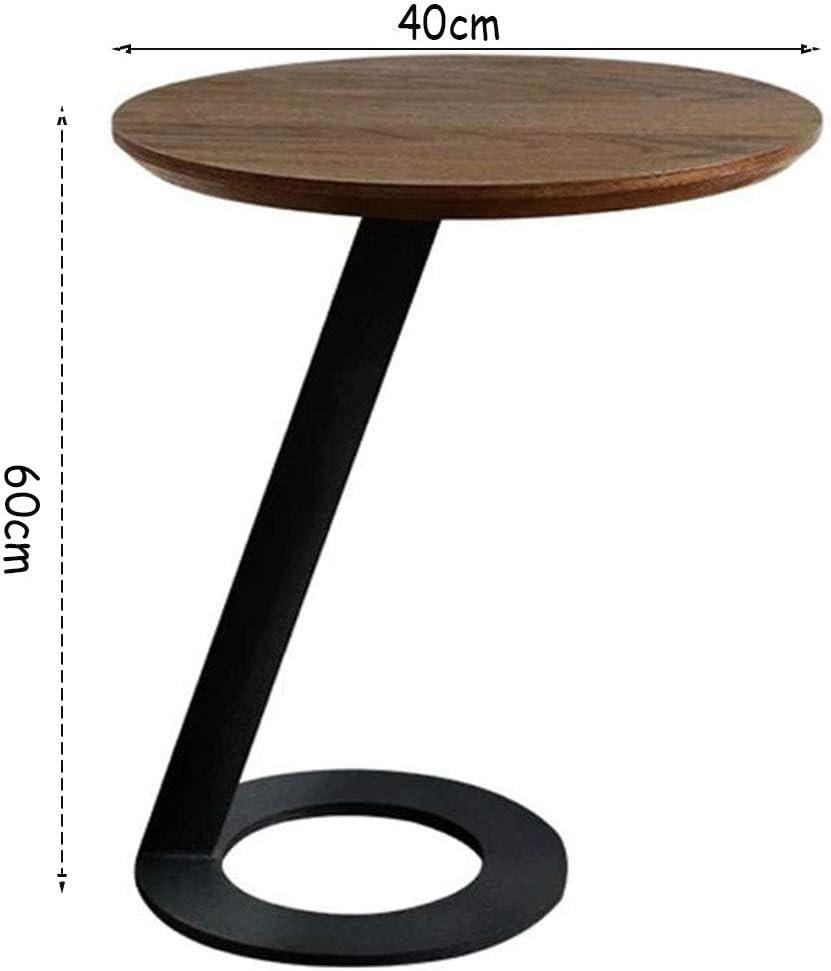 Wood End Tables Modern Sofa Side Table Living Room Coffee