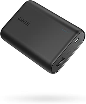 Anker PowerCore 10000 mAh - Batería externa Power Bank, cargador ...