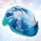 BELL Frozen Toddler Bike 3D Tiara Helmet