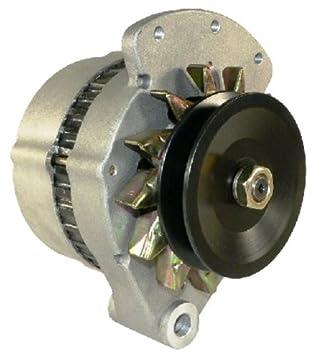 Alternator Fits Ford Backhoe 555 650 2310 2600 2910 3600 4100 4110 on