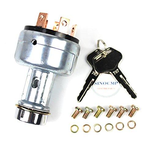 komatsu ignition switch - 3