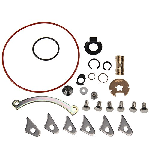 Upgraded Ko3 Ko4 Triple Oil Port Thrust Bearing Rebuild Kit KO3 K04 for Audi A4 1.8T A6 and Fits for Volkswagen Passat GM Chevy 5304 101 5095D 06A 145 703C KO3-022//97791