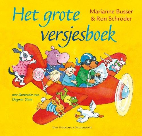 grote versjesboek: Amazon.es: Busser, Marianne, Schröder, Ron ...