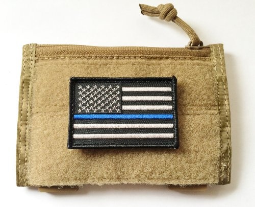(MSM Mil-spec Monkey Military Tan Tactical Small Patch Panel Pouch)