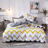 TheFit Paisley Textile Bedding for Young Adult W43 Mountain Boho Style Duvet Cover