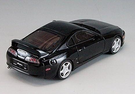 Amazon.com: MARK43 1/43 Toyota Supra 3000 Twincam24 Twin Turbo RZ (JZA80) carbon bonnet black: Toys & Games