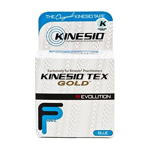 """2"""" Kinesio® Tex Gold W/R Blue FP"""