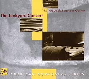 Third Angle Percussion Quartet - The Junkyard Concert
