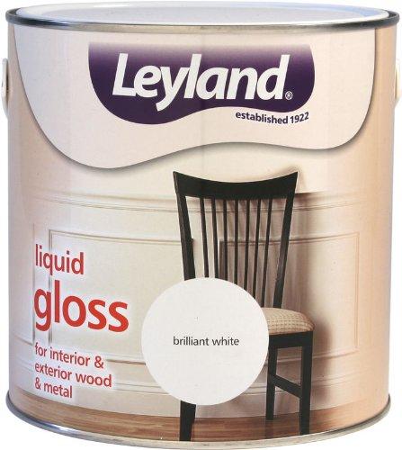 Leyland 1 Liquid Gloss, Magnolia