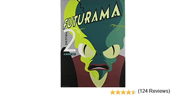 Futurama 2 [Reino Unido] [DVD]: Amazon.es: Cine y Series TV