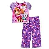Nickelodeon Paw Patrol Skye Toddler Girls 2 Piece Short Sleeve Pajamas - Size 5T