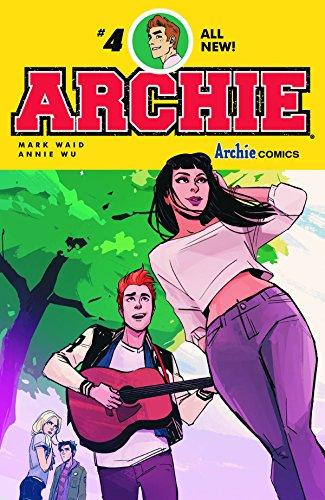 ARCHIE #4 ANNIE WU REG CVR A (Barbie Dolls Then And Now)