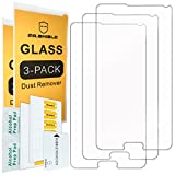 [3-Pack]- Mr.Shield for Samsung Galaxy Note 4 [Tempered Glass] Screen Protector [Japan Glass with 9H Hardness] with Lifetime Replacement