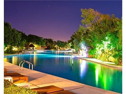 SYLVANIA - LAMPLRGB-SWS ; LED-Pool-Lampe, LED-Pool-Leuchte, RGB-LEDs,  mehrfarbig + Schraube 144029