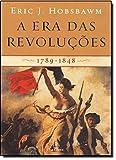 capa de A Era das Revoluções. 1789-1848
