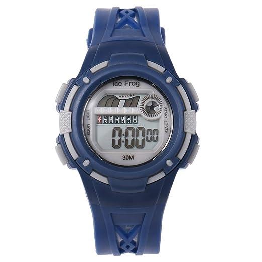 Bonitos Relojes elegantesReloj Digital de acción Doble de 30 m. Relojes Hombre Deportivos Watches Digitales Mujer de Inteligentes niños: Amazon.es: Relojes